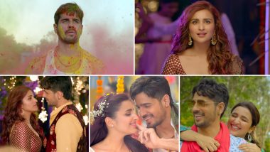 Jabariya Jodi Song Dhoonde Akhiyaan: Sidharth Malhotra-Parineeti Chopra's Romantic Track Is Something You'll Continuously Hum For Next Few Days- Watch Video