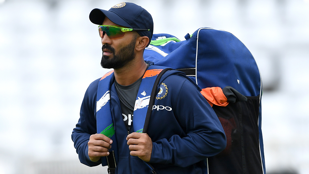 Dinesh Karthik Refuses to React to Sreesanth's Allegations