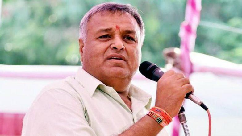 Ex-Gujarat BJP MP Dinu Bogha Solanki Gets Life Sentence in Murder Case
