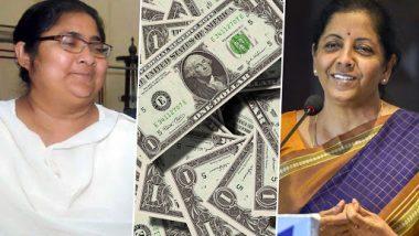 Budget 2019: TMC MP Dola Sen Gives Zero Hour Notice in Rajya Sabha Over Nirmala Sitharaman's Proposal to Divest 42 PSUs