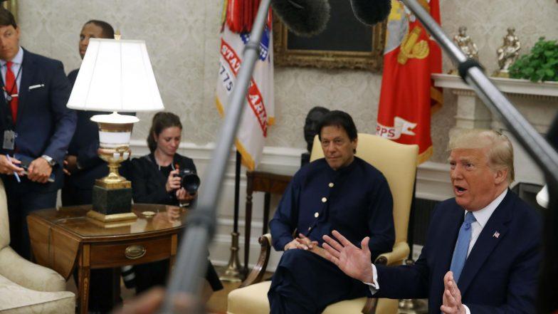 Donald Trump, Imran Khan Discuss Afghanistan, Terrorism in 1st Meet: White House