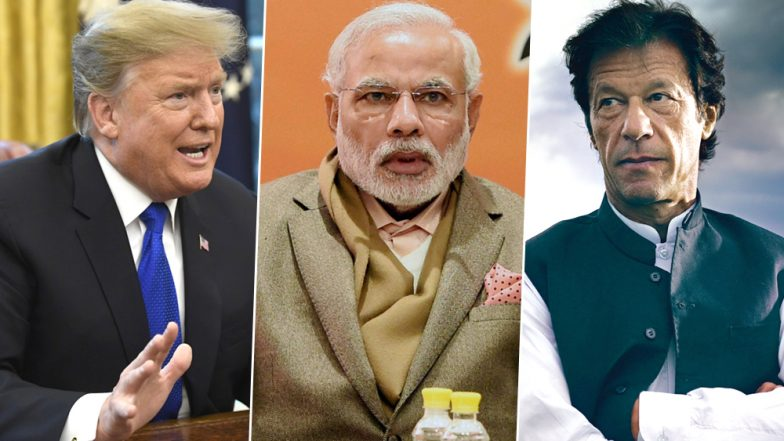 Donald Trump's Mediation Offer: Kashmir Bilateral Issue Between India And Pakistan, Says US in Damage Control