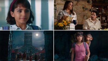 Dora and the Lost City of Gold New Trailer: Isabela Moner's Character Goes on a Mission to Rescue her Parents and it's Damn Adventurous (Watch Video)