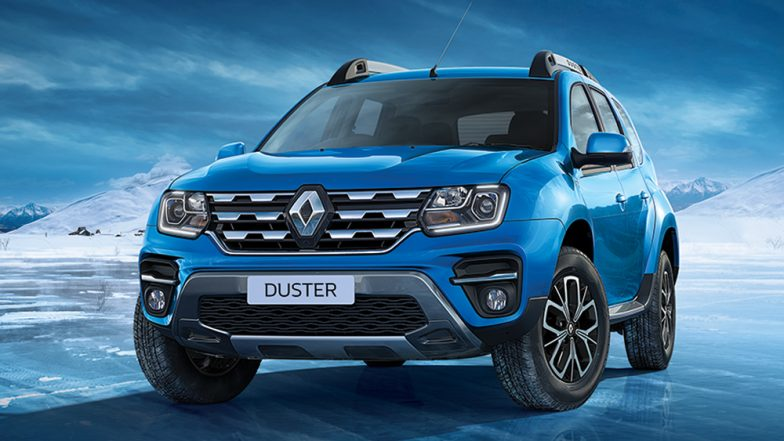 renault duster facelift suv launched  india  rs  lakh prices features variants