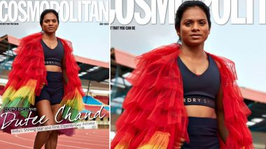 Dutee Chand, India's First Openly Gay Athlete, Features On Cosmopolitan Magazine Cover, See Pic