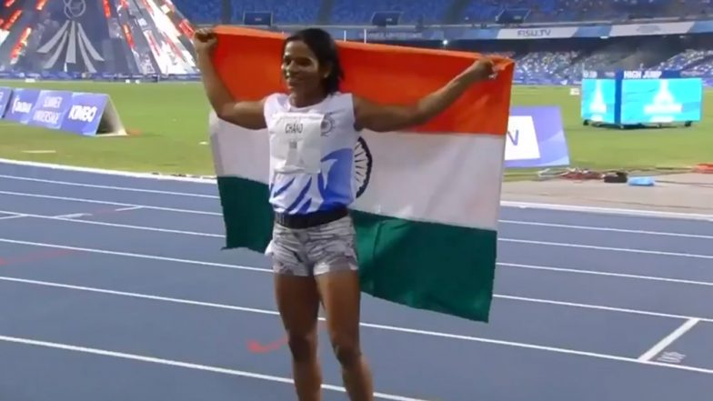Dutee Chand Granted Europe Visa After the Sports Ministry Comes to Her Aid; Indian Sprinter Aiming For Tokyo 2020 Olympics Qualification