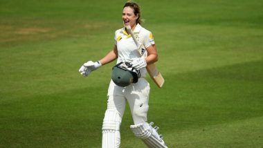 Women's Ashes 2019: Australia Retain Women Ashes After Final Test Match With England Ends in Draw