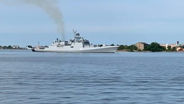 Indian And Chinese Naval Ships To Take Part in Russian Navy Day Celebrations