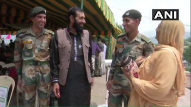 Martyred Rifleman Aurangzeb's Brothers Mohammed Shabir And Mohammed Tariq Join Indian Army