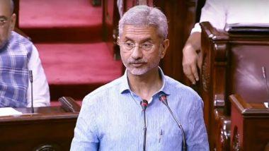 H-1B Visa Policy Could Be Reviewed by Trump Administration, EAM Jaishankar Tells Parliament