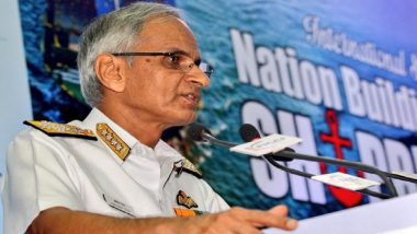 'Jaish-e-Mohammed Training Recruits For Underwater Attack, Indian Navy on High Alert', Says Naval Chief Admiral Karambir Singh