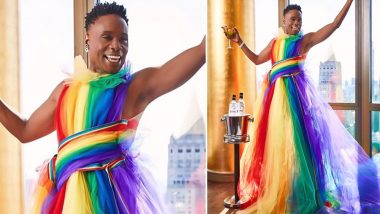 Billy Porter's Pride Theme Gown Is Winning the Internet! View His Glamorous Avatar in This Stunning Pic