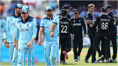 England vs New Zealand Dream11 Team Predictions: Best Picks for All-Rounders, Batsmen, Bowlers & Wicket-Keepers for ENG vs NZ in ICC Cricket World Cup 2019 Match 41