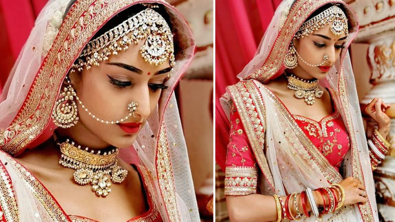 Kasautii Zindagii Kay 2: Erica Fernandes Perfectly Describes Prerna's Thoughts in This New Bridal Look for Her Wedding With Mr Bajaj