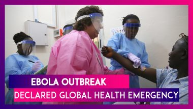 Ebola Outbreak Declared Global Health Emergency: Everything You Need To Know