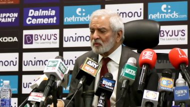 ICC Will Get Written Assurance from BCCI by March Regarding Issuance of Visas for Our Players, Says PCB Chairman Ehsan Mani