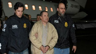 Mexican Drug Kingpin Joaquin 'El Chapo' Guzman Sentenced to Life in US Prison