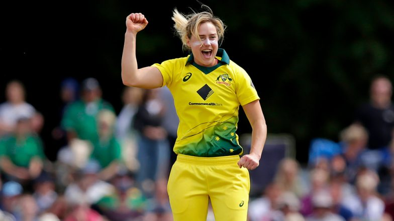 ICC Women's T20I Ranking: Ellyse Perry Grabs Top Spot in All-Rounder's Ranking After Women's Ashes T20I 2019
