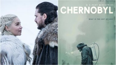 Emmy Awards 2019 Complete Nominations List: Game Of Thrones Leads in Maximum Categories, HBO Mini-Series Chernobyl Too Competes for Big Honours