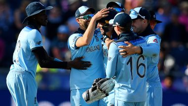 England's Road to CWC 2019 Semi-Finals: Throwback to How the Hosts Fared in Round-Robin Stage