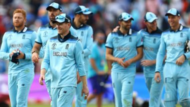 India vs England, ICC CWC 2019 Match Results and Report: Jonny Bairstow, Bowlers Shine As ENG Beat IND by 31 Runs to Keep Semi-Finals Hope Alive