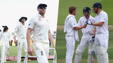 Live Cricket Streaming of England vs Australia Ashes 2019 Series on Sony LIV: Check Live Cricket Score, Watch Free Telecast of ENG vs AUS 1st Test Day 5 on TV & Online