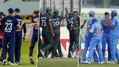 India U19 Tri-Series in England 2019 Schedule: Full Time Table, Match Timings, Venues and Squad of India, Bangladesh & England Teams