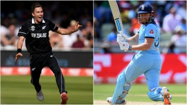 ENG vs NZ, ICC Cricket World Cup 2019: Trent Boult vs Jonny Bairstow and Other Exciting Mini Battles to Watch Out for at Riverside Ground