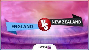 Live Cricket Streaming of England vs New Zealand ODI Match on Ten Sports, Hotstar and Star Sports: Watch Free Telecast and Live Score of ENG vs NZ ICC CWC 2019 Clash on TV and Online