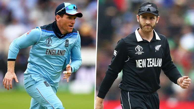 Eoin Morgan, Kane Williamson Have Their Say on Boundary Count in Super Over During World Cup Final