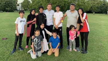 Rashid Khan Calls Eoin Morgan a Legend for Playing Cricket With Afghan Family (See Post)