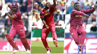 India vs West Indies 2019: Three Windies Players Who Can Upset Men in Blue in the Three-Match T20 Series