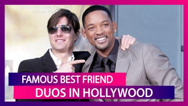 Friendship Day: Famous Hollywood Celebrities Who Are Best of Friends