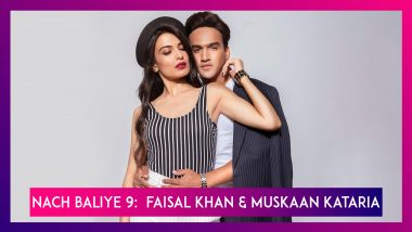 Nach Baliye 9 Couple Profile: Faisal Khan and Muskaan Kataria