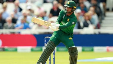 Fakhar Zaman Lashes out at a Senior Journalist on Social Media for Lying About his Attitude
