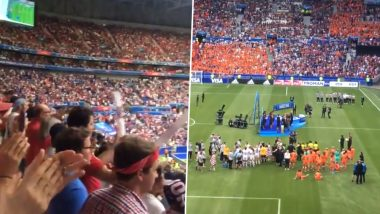 As US Wins FIFA Women's World Cup 2019, Fans Chant 'Equal Pay!' at the Stadium (Watch Viral Video)