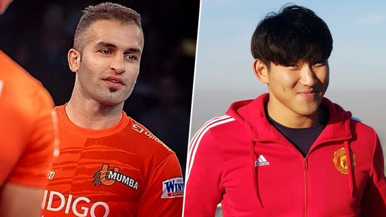 VIVO Pro Kabaddi League 2019: Fazel Atrachali to Jang Kun Lee, 5 International Players to Watch Out For in PKL 7