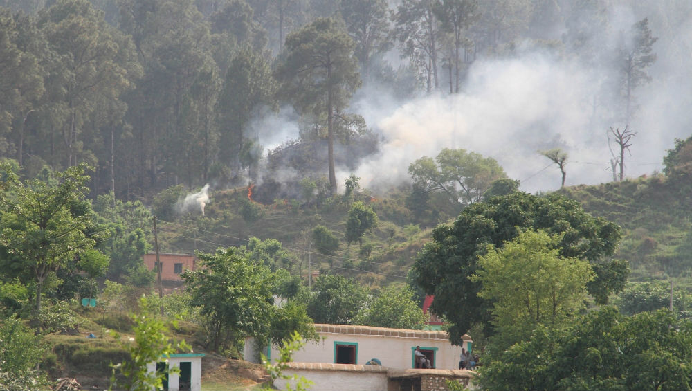 Jammu And Kashmir: Pakistan Violates Ceasefire Twice in Poonch, Indian Army Gives Befitting Response