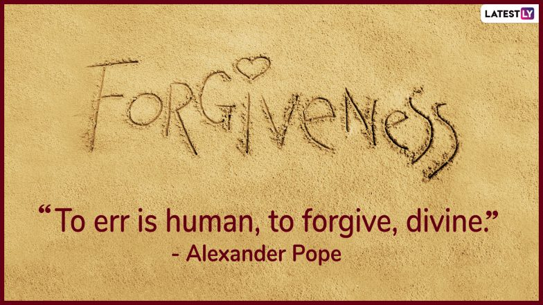 Image result for international forgiveness day 2019