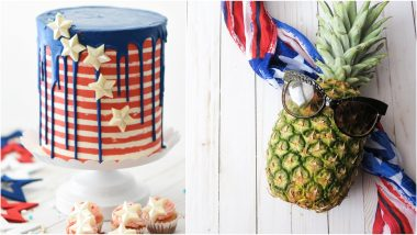 Fourth of July Recipes 2019: From Cake Pops to Patriotic Fruit Pizza Here Are Easy Dishes You Can Try at Home This Us Independence Day