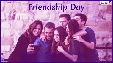 Friendship Day 2019 Date in India: Significance And History of the Day That Celebrates Friends