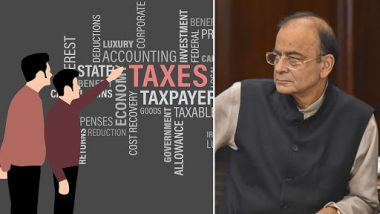 GST Anniversary 2019: Arun Jaitley Compares Pre and Post GST Tenure, Says 'In India, Now There is Only One Tax'