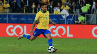 Argentina Can Expect Tough Fight from Brazil in Copa America 2019 Semi-Finals, Says Gabriel Jesus
