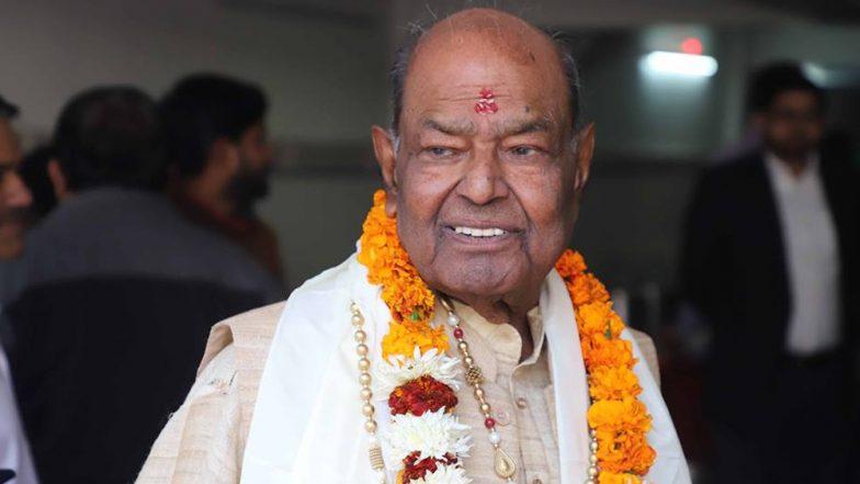Mange Ram Garg, Former Delhi BJP President, Dies