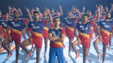 Pro Kabaddi League 2019: Gautam Gambhir Becomes Brand Ambassador of UP Yoddha Team