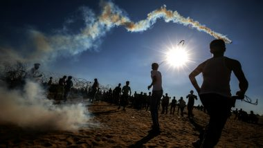 Palestinian Killed by Israeli Fire in Gaza Border Clashes: Gaza Ministry