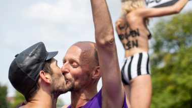 Gay Pride Parade: Hundreds of Thousands March Across Europe to Mark 41 Years of Decriminalisation of Homosexuality