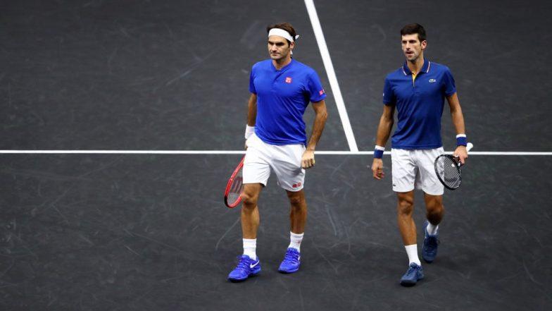 Roger Federer Exits, Novak Djokovic Advances in Cincinnati Masters 2019