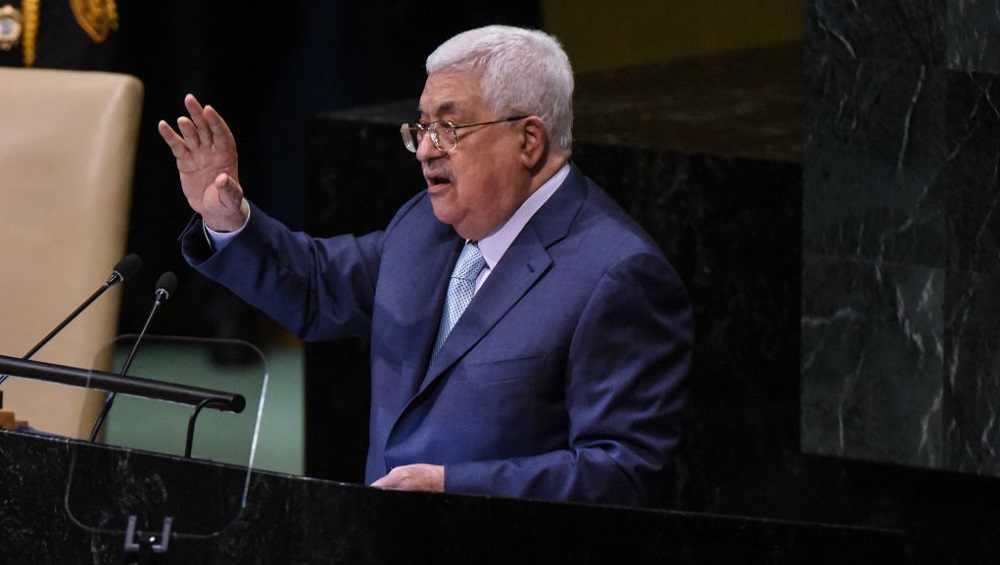 Palestine: President Mahmoud Abbas Declared Fatah Party's 'Only Candidate' for Upcoming Presidential Poll