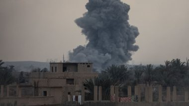 Russian Airstrikes Kill More Than 40 Civilians in Syria's Northwest: Monitor